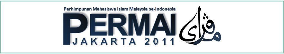 Perhimpunan Mahasiswa Islam Malaysia Se-Indonesia (PERMAI 2011)
