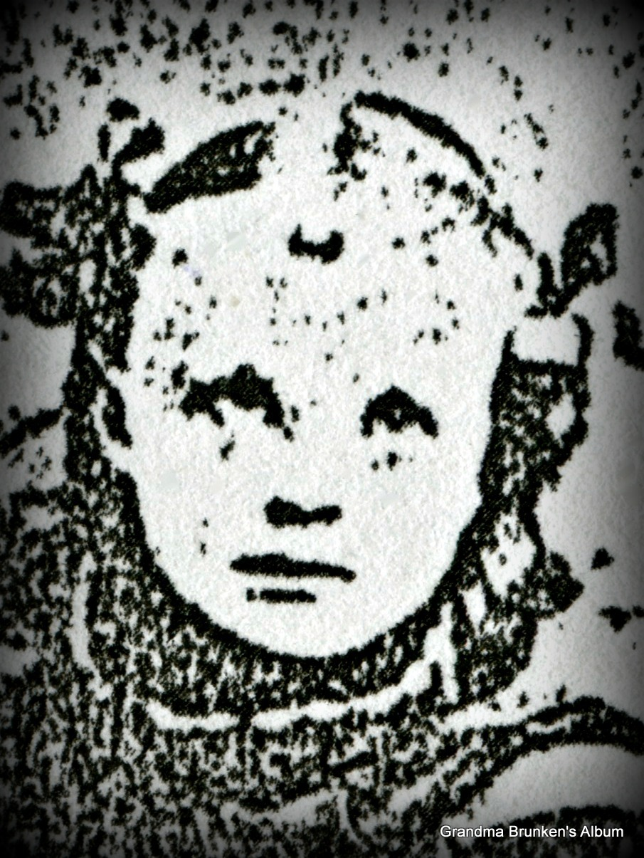 "Helene Mathilda ""Lena"" Petersen (1893 – 1970)"