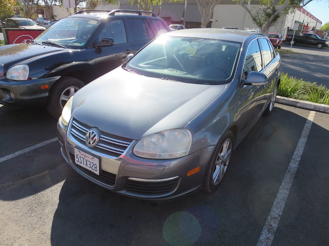 Volkswagen Jetta after collision repair at Almost Everything Auto Body