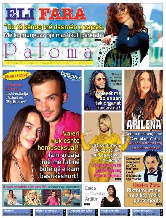 Revista PALOMA - 8 Mars 2014