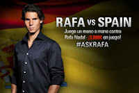Rafa Nadal vs Spain | Pokerstars