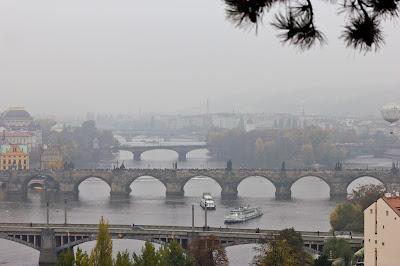 Praga Bridges
