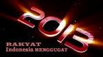RAKYAT INDONESIA MENGGUGAT 2013