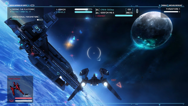 strike suit zero download pc game