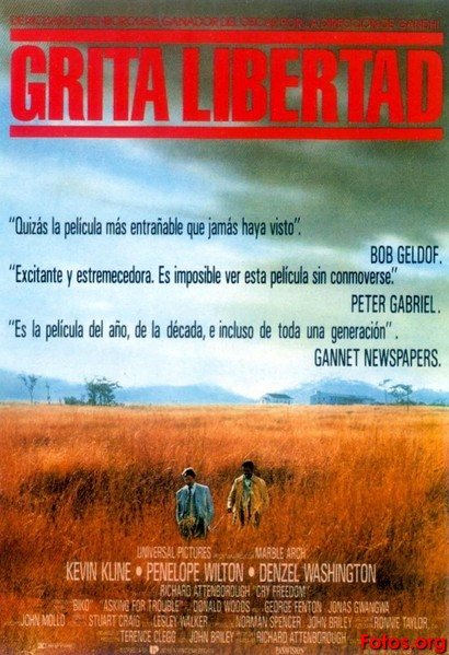 Grita Libertad (1987) 1