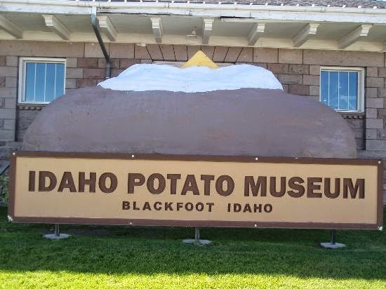 The Idaho Potato Museum, Blackfoot, ID