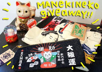 manekineko-giveaway