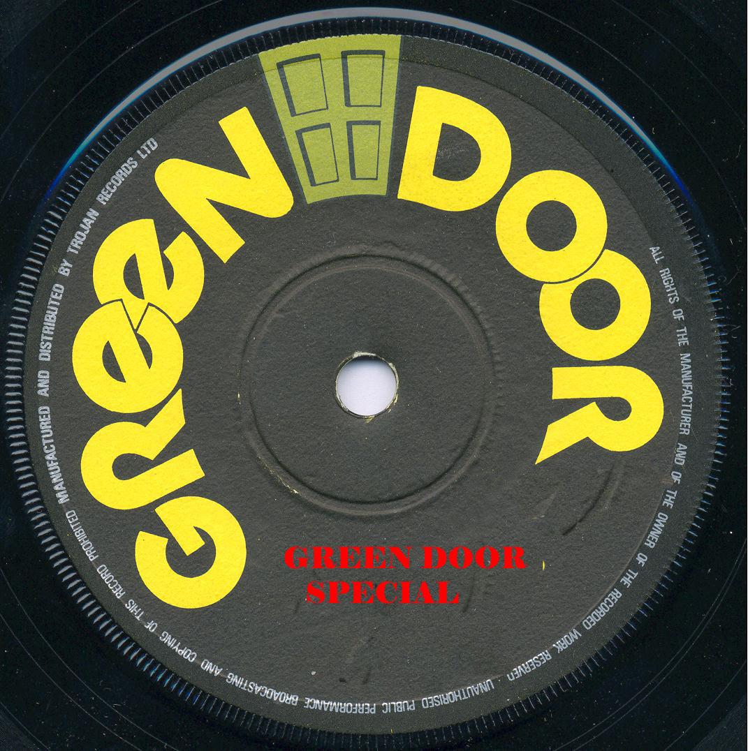 Ken Boothe / I-Roy - Black Gold & Green
