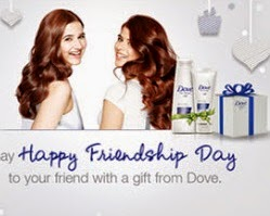 Freebies : Free Dove Hamper + Gifts on Friendship Day