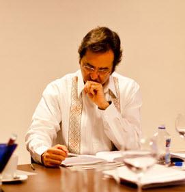 Mr. Daniel Chavez Moran, founder of Grupo Vidanta and Fundacion Vidanta