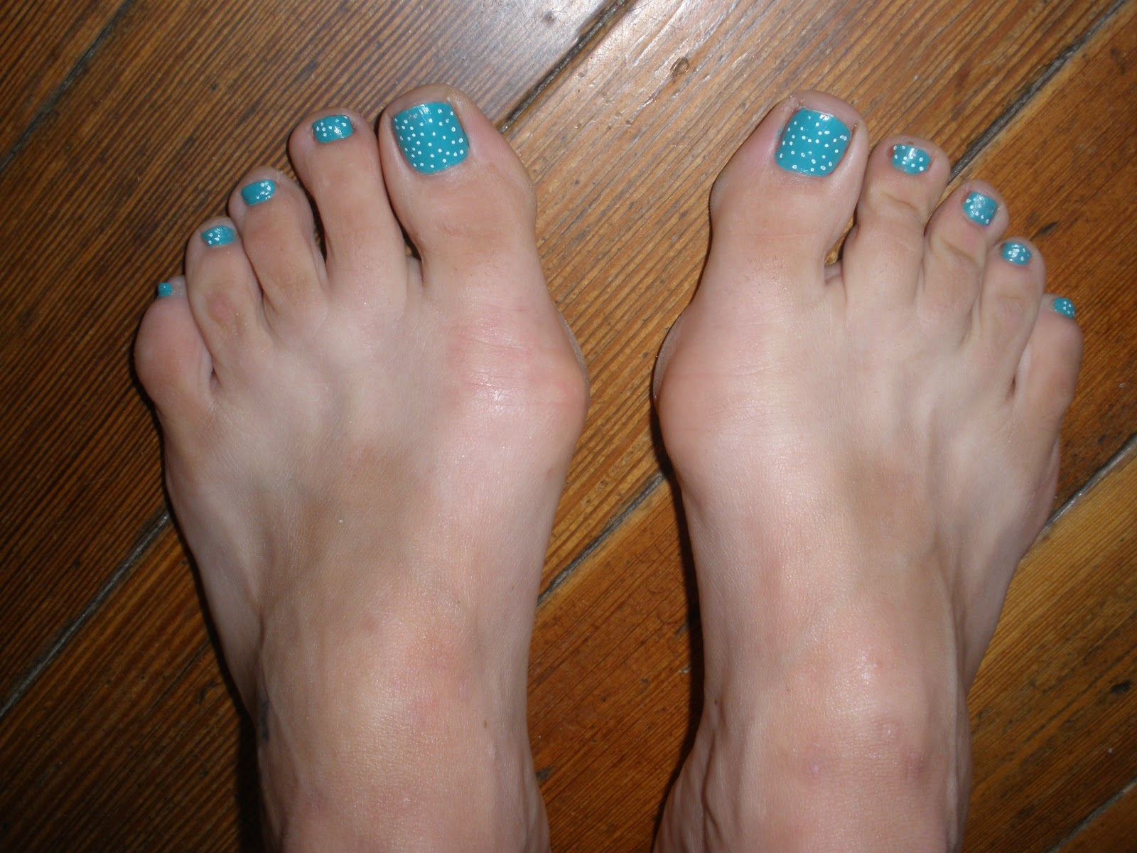 how to make your feet look pretty