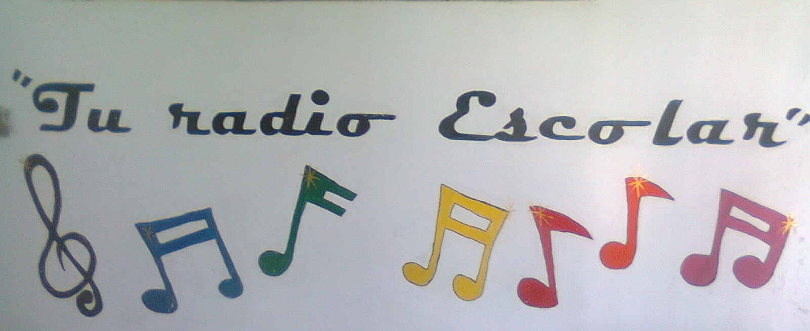 TU RADIO Y NUESTRA RADIO ESCOLAR