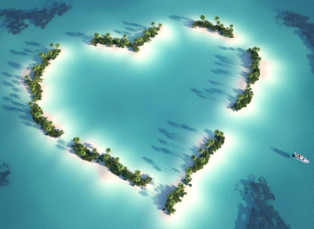 The heart of the islands.