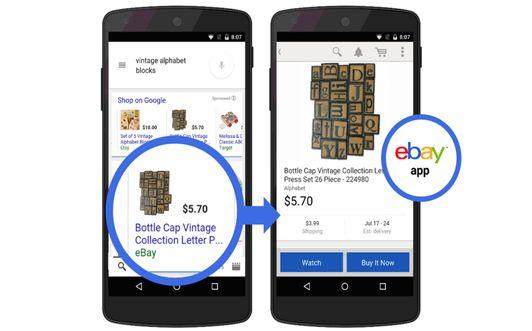 جوجل تعقد شراكات مع مواقع البيع و الشراء لإنشاء زر شراء المنتجات في محرك البحث
