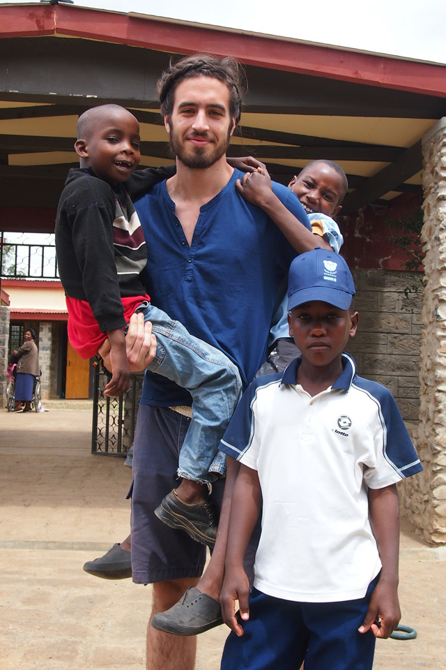fra Miro Babić mali dom misija afrika sirotište volontiranje Filip Renić