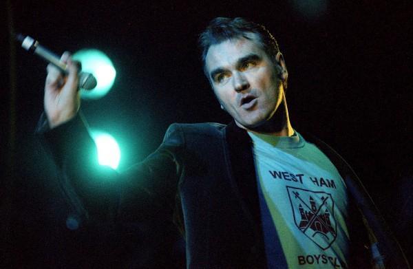 Morrissey en Arequipa - fecha por confirmar