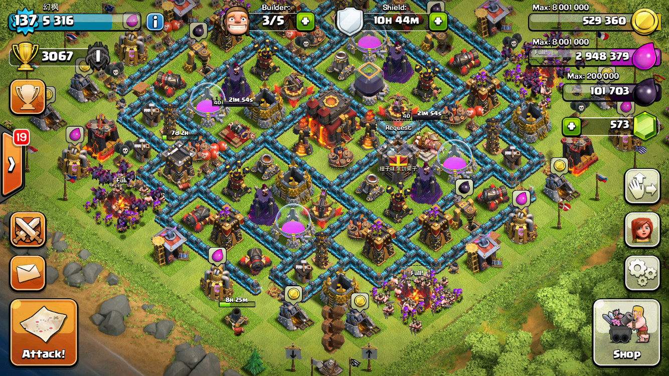 download clash of clans hack apk no survey