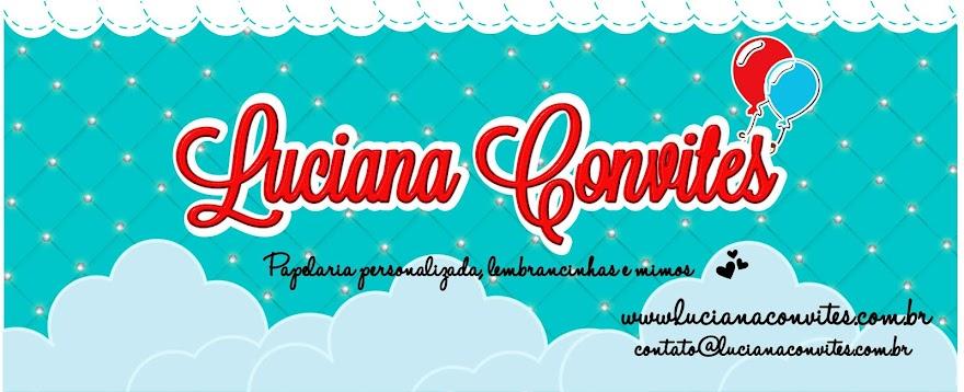 Luciana Convites Diferentes