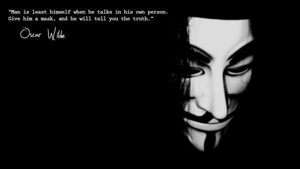 oscar wilde essay the truth of masks