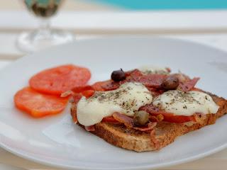Tartines provençales