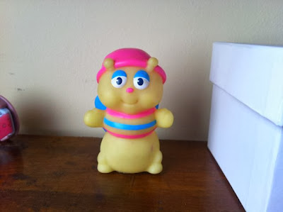 80s glo worm toy