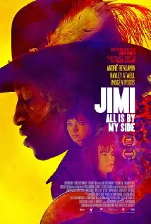Jimi: All Is by My Side (2014) - Movie Review