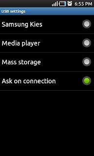 Root Samsung Galaxy SL I9003