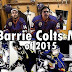 Barrie Colts' Top 5 Moments of 2015. #OHL