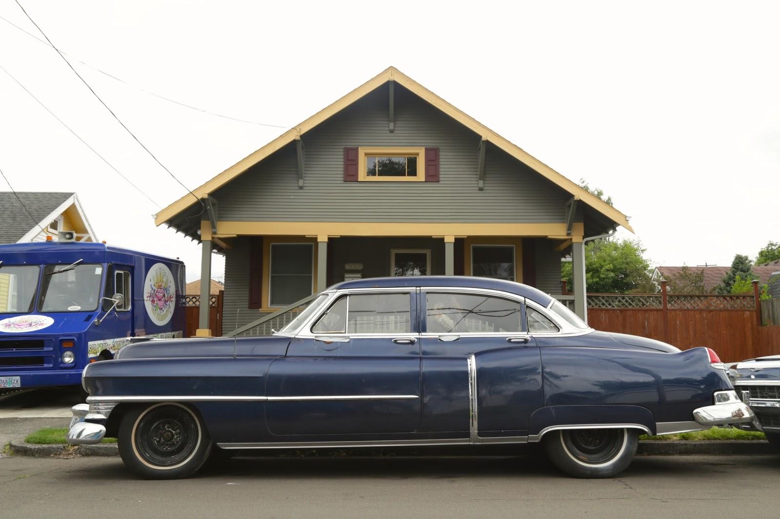 1950 Cadillac Sedan De Ville.