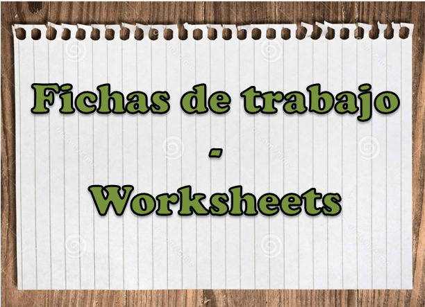 SCIENCES WORKSHEETS