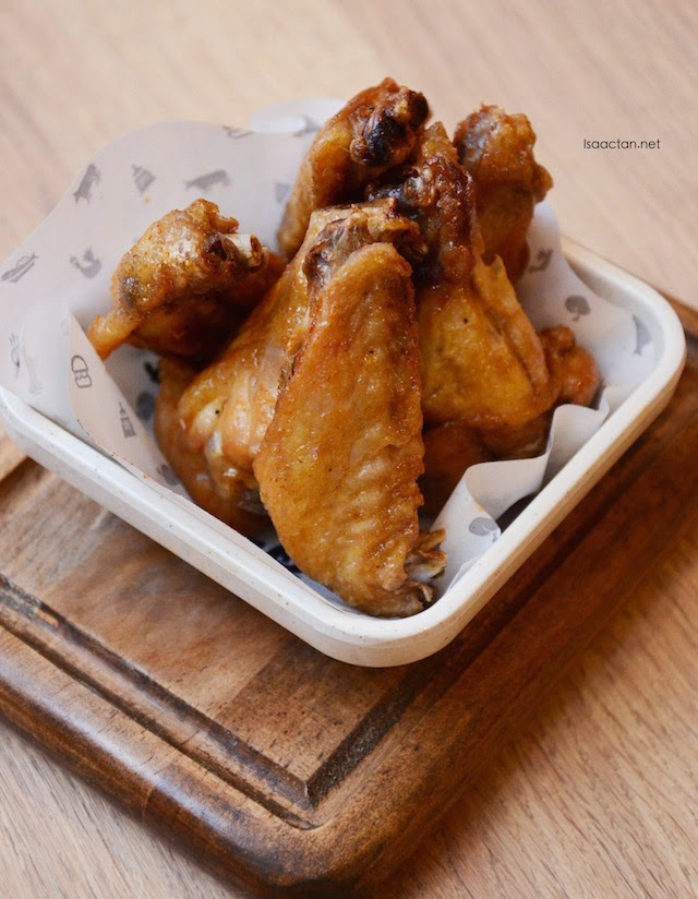 Just Wings - RM11.55