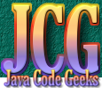 Member / Contributor of Java Code Geeks