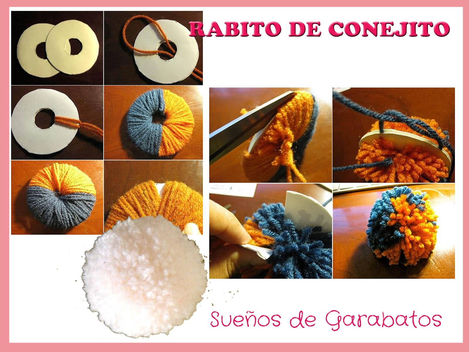 Mi Mundo sabe a Naranja: DIY: Disfraz de Conejito