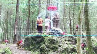Pura Dan Petirtan Ananthaboga Gunung Raung