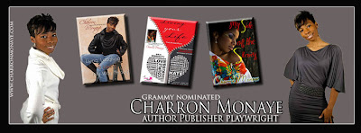 Author, Spoken Word Artist, & Playwright Charron Monaye