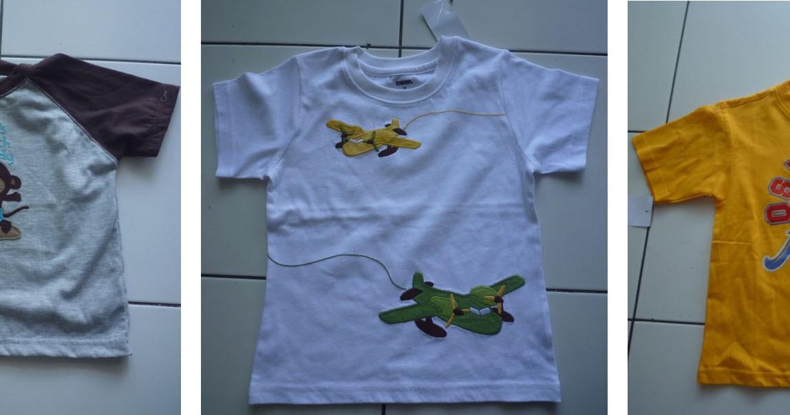 Kaos Anak Branded Adonai Kids Grosir Baju Anak Bandung