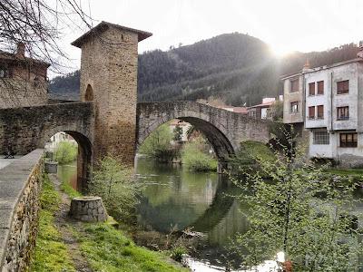 Puente Viejo (o de la Muza) - Balmaseda