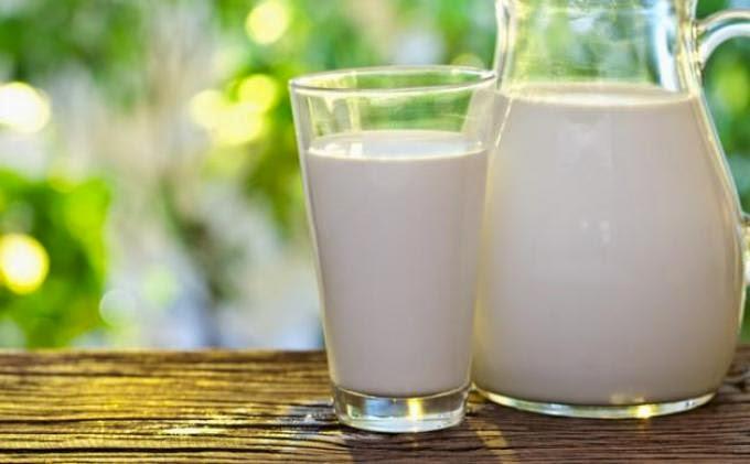 Susu Rendah Lemak Pencegah Rambut Rontok