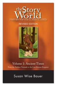story of the world history curriculum