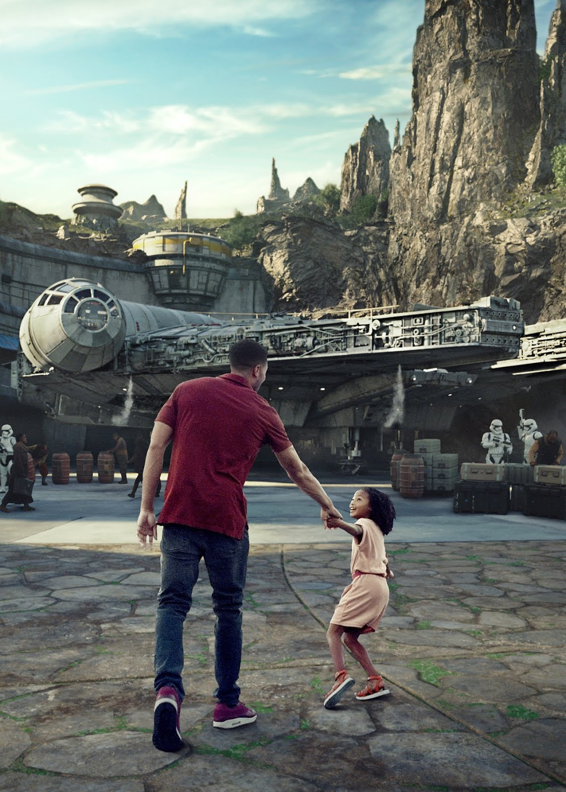 Disneyland Star Wars Galaxy's Edge - 7 tips to help you plan for your visit