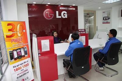 Trung tâm bảo hành tivi LG tại Thái Nguyên