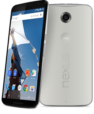 Motorola Nexus 6 complete specs and features