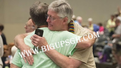 Presbyterian Church formally approves gay marriage in church constitution Presbyterian%2BGay%2BMarr_Cham6403600315