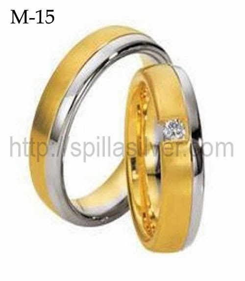 Cincin Couple M-15