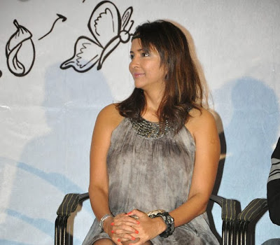 lakshmi Manchu photos in short dress