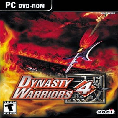 DYNASTY WARRIORS 4 HYPER-DEViANCE PC GAMES