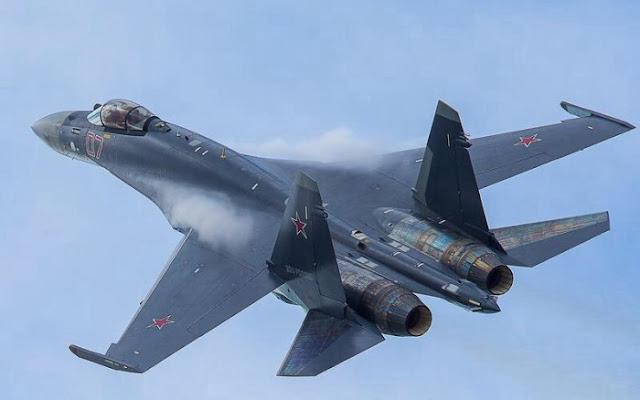 Mengelola Persaingan Typhoon dan Su-35