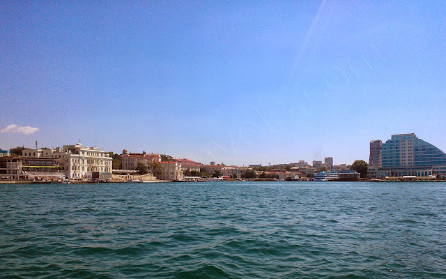 Sevastopol - view from the Sevastopol bay