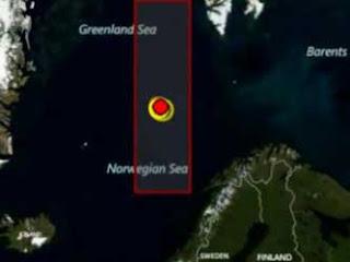 Terremoto Groenlandia