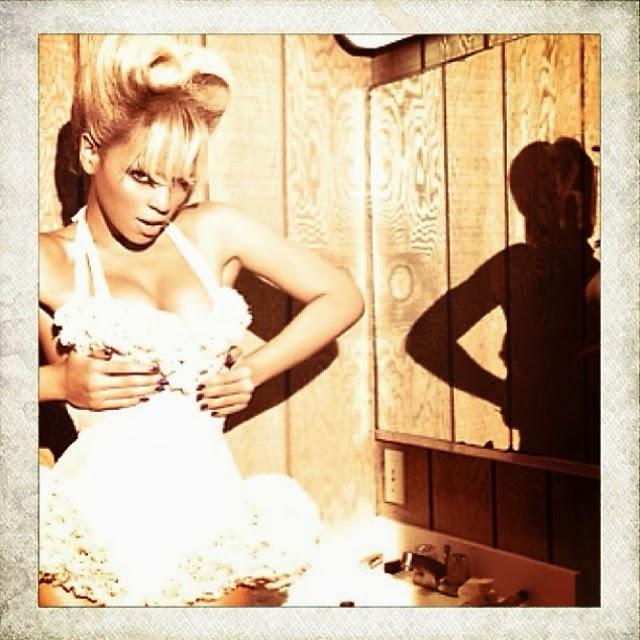 Beyoncé muestra su trasero en instagram